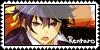 Satomi Rentaro Stamp by JubiaMaJo