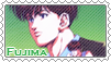 Fujima Kenji Stamp by JubiaMaJo
