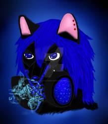 radioactive cat,