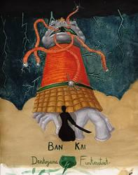 BANKAI: Denkogama Funkenstock by Revlid