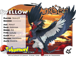 Swellow by Dreywalker