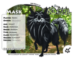 Mask by Dreywalker