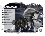 Blackavar by Dreywalker