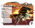 Dodger by Dreywalker