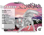 Esstakeer by Dreywalker