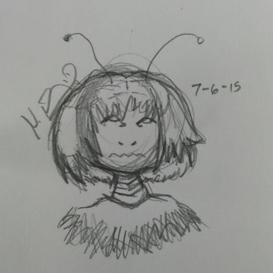 bug face by trome9412