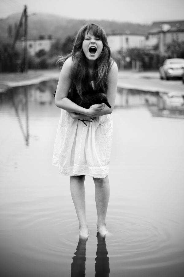 I'm not afraid. by Moosiatko