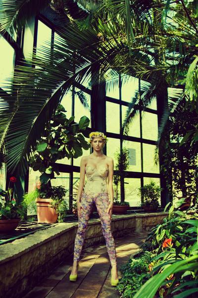 A woman's nature II by Moosiatko