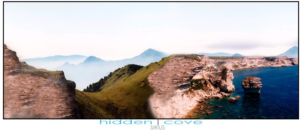 hidden cove by SIRIUSGAMER