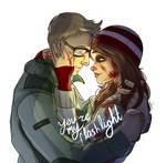 Until Dawn - Chris and Ashley