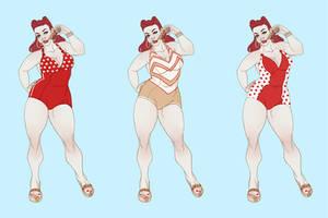 Layla Swimsuit Set 01