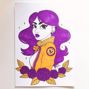 Strong Woman by Hakashi-Arakawa