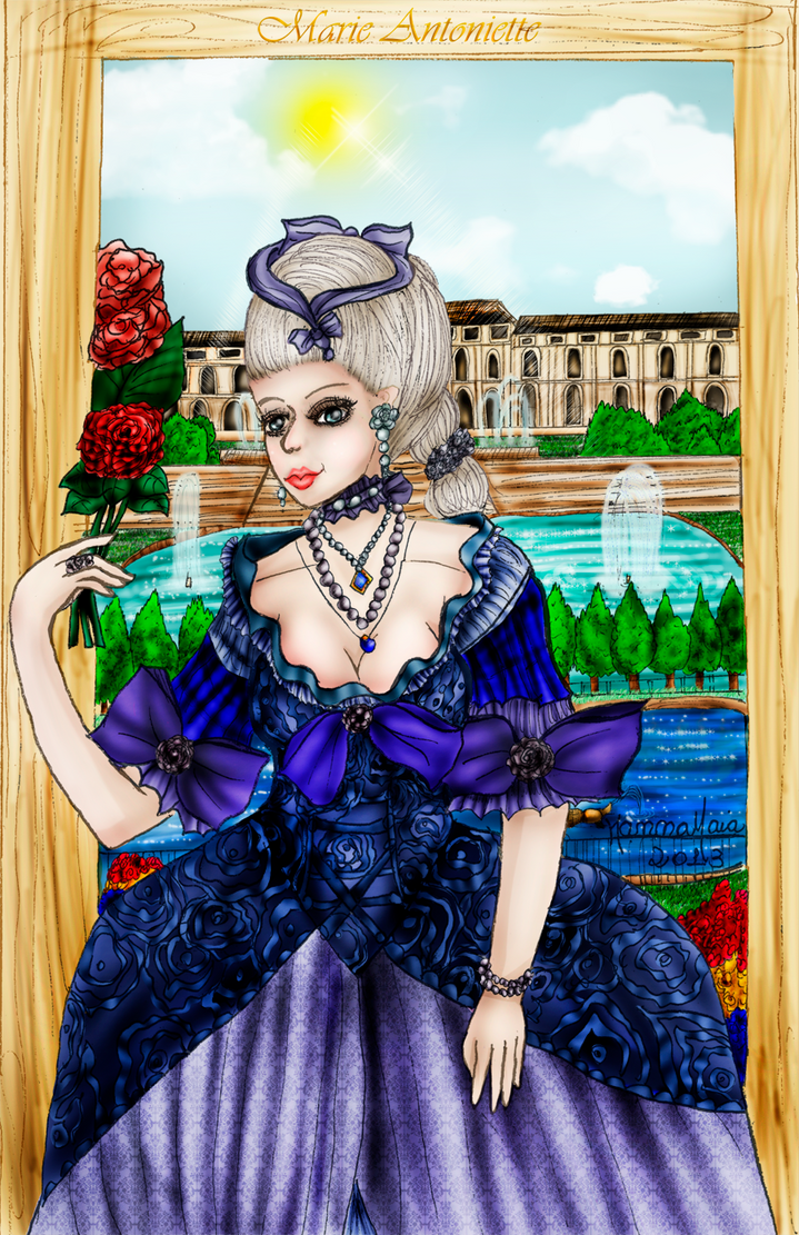 Marie Antoniette by hannamaia