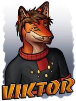 Viktor badge