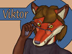 Viktor Badge - April 2011