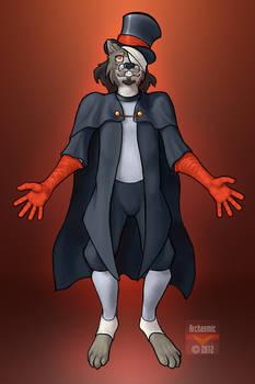 Lord Balthazar Lazarus Wolfington XIII
