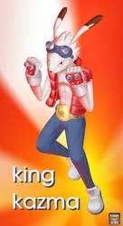 King Kazma by archaemic