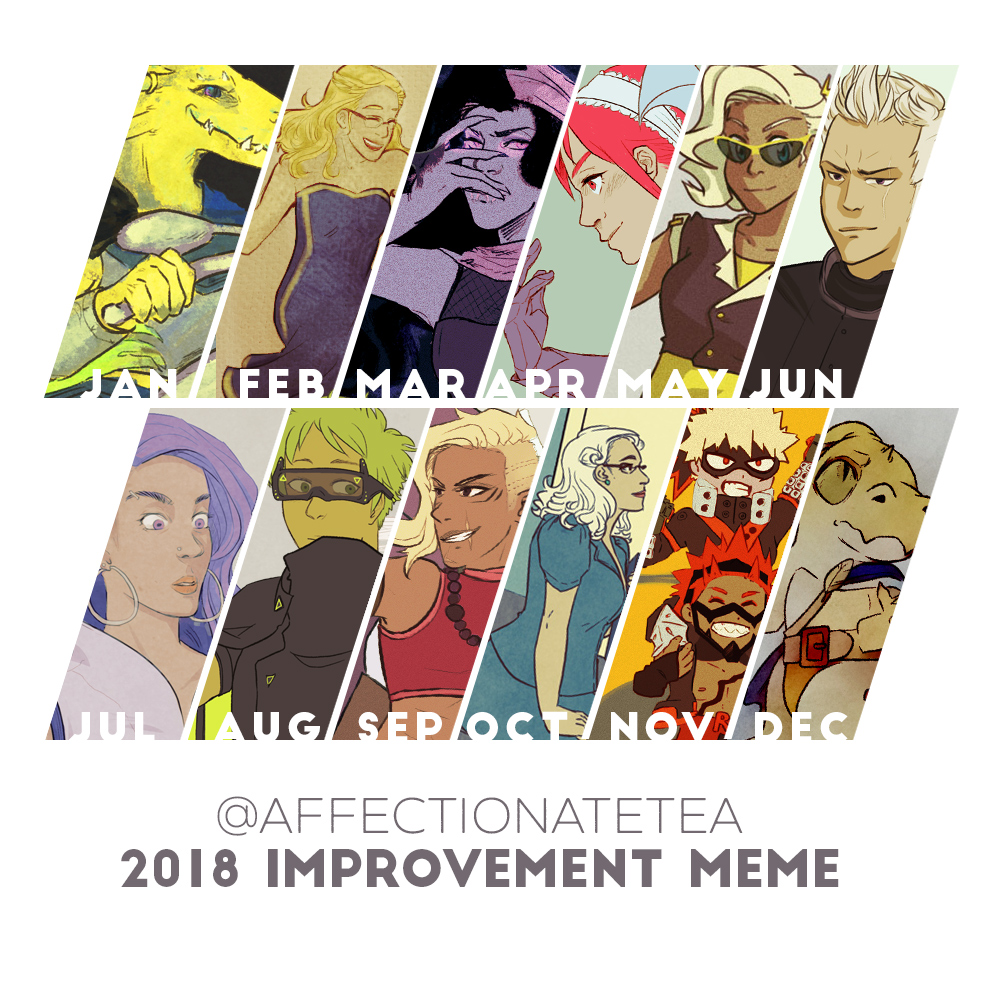 Improvement Meme - 2018