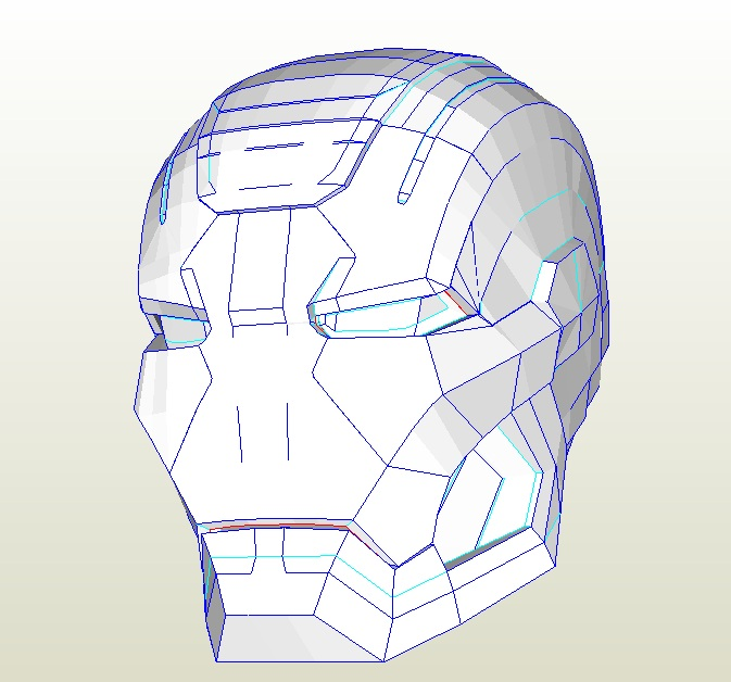 Iron Patriot Armor Iron Patriot War Machine Mark