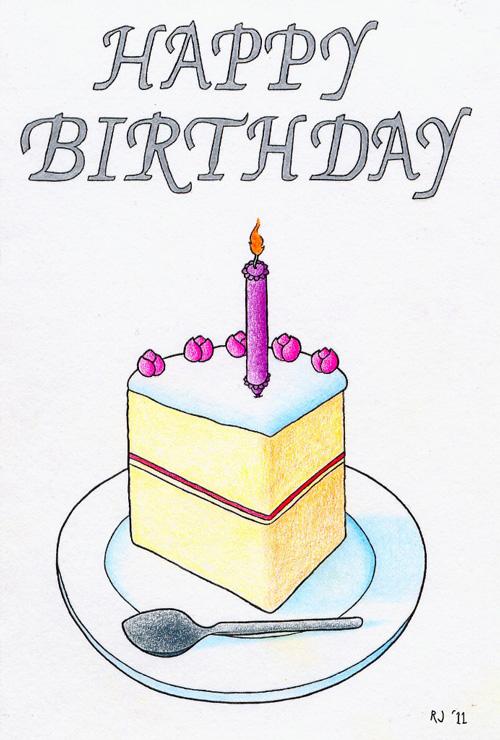 birthday card by kordyne on deviantart, Birthday card