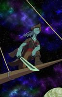 Captain Glowbeard by Kordyne