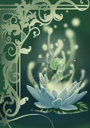 Magical Gardevoir (commission)
