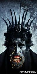 The Black King by FranJardiel