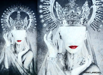 The White Queen by FranJardiel