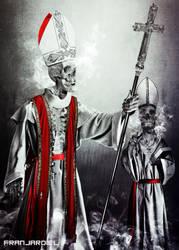 White Bishop by FranJardiel