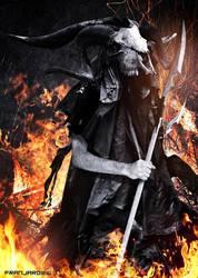 Black Priest by FranJardiel