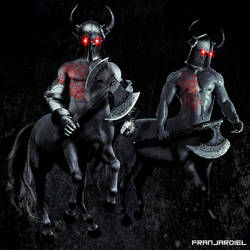 Black Knights by FranJardiel