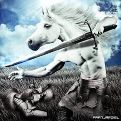 White Knight by FranJardiel