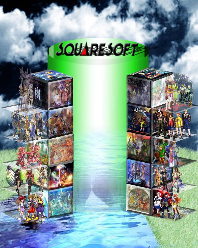 Square World