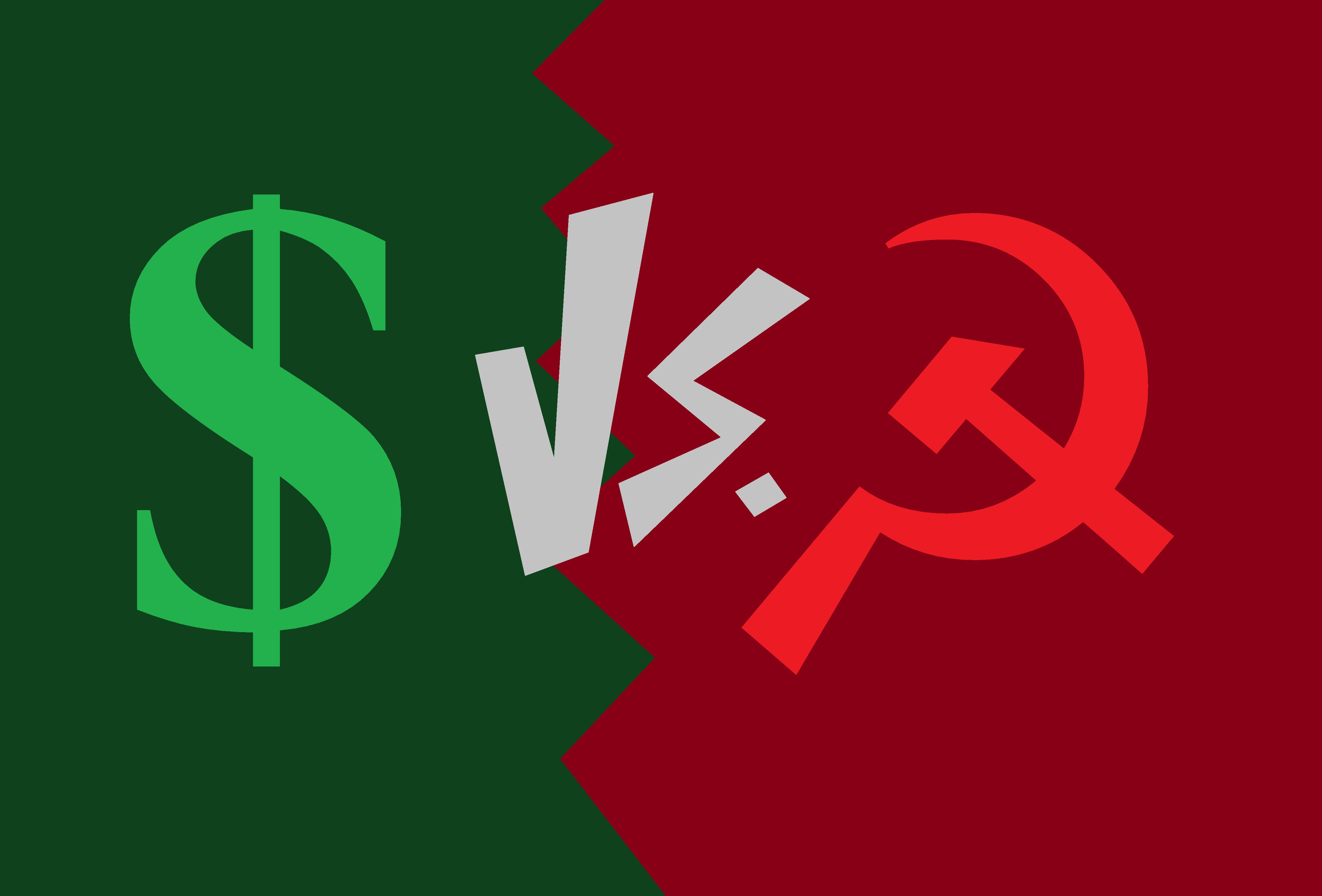 communism vs capitalism capitalism amp communism