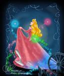 Aurora - Sleeping Beauty by violonx