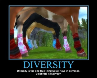 Diversity SSO by RainbowDash5050