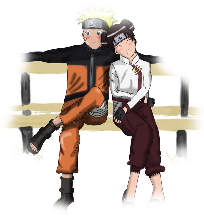 Naruto x tenten fanfiction