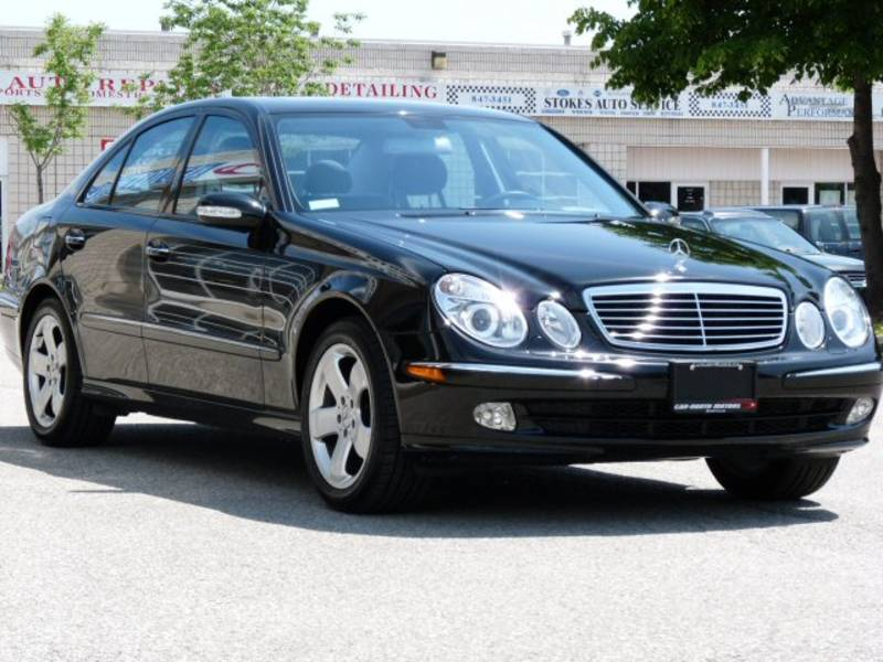 2004 mercedes benz e320 4 dr e320 4matic awd sedan by for 2004 mercedes benz g class