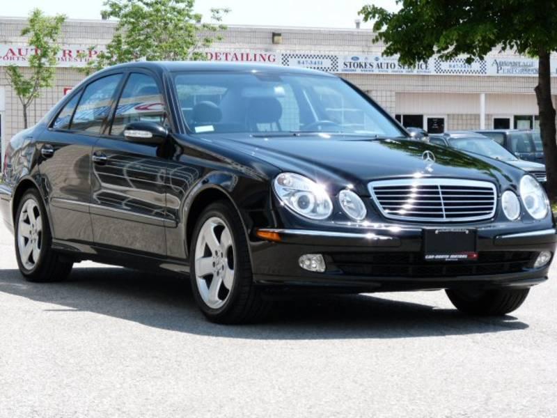 2004 Mercedes-benz E320 4 Dr E320 4matic Awd Sedan by alarhbi on ...