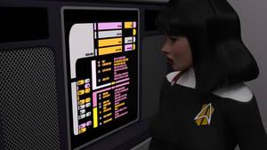 Republic Holodeck Arcelyn program 01 by ashleytinger