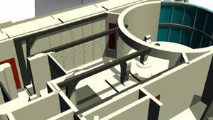 TMP Transporter Room Build WIP 3