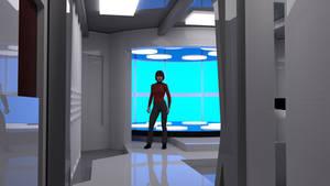 TMP Transporter Room Render Test 1