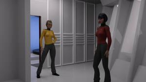 TMP Transporter Room Render Test 3 by ashleytinger