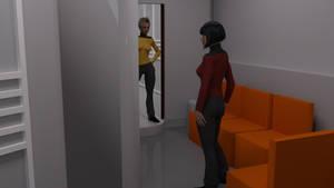 TMP Transporter Room Render Test 4 by ashleytinger