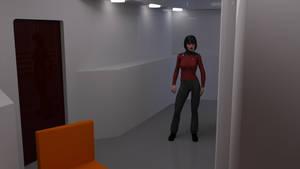 TMP Transporter Room Render Test 5 by ashleytinger