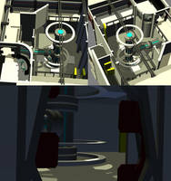 TMP Connie Sets - Engineering WIP continues by ashleytinger