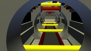 TMP Connie Sets Engineering - WIP Jefferies Tubes by ashleytinger