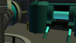 TMP Connie Sets Engineering WIP Coolant Tanks by ashleytinger