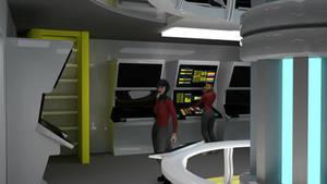 TMP Connie Engineering Render Test 04 by ashleytinger