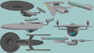 WIP Terminus Timeline Excelsior by ashleytinger